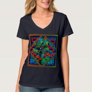 Tropical Fantasy Tee Shirt