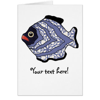 Tropical Fish-019 Card