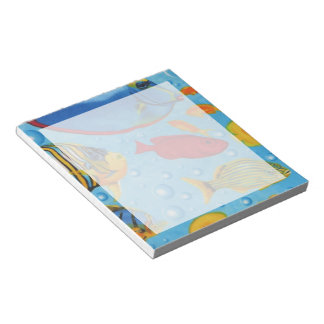 Tropical Fish 2 Notepad