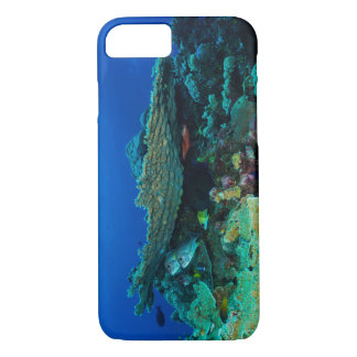 Tropical Fish and Coral Reef iPhone 7 Case