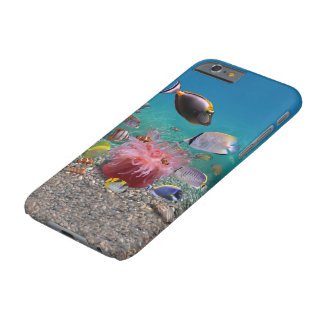 Tropical Fish Barely There iPhone 6 Case