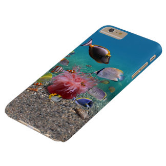 Tropical Fish Barely There iPhone 6 Plus Case