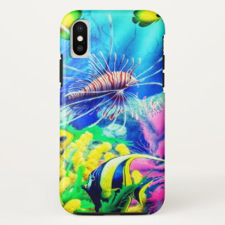 Tropical Fish Case-Mate iPhone Case