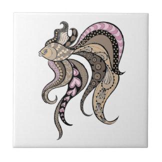 Tropical Fish Ceramic Tiles
