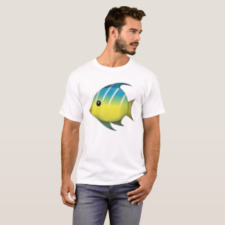 Tropical Fish - Emoji T-Shirt