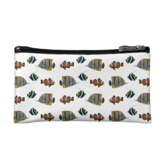 Tropical Fish Frenzy Bag (choose colour)