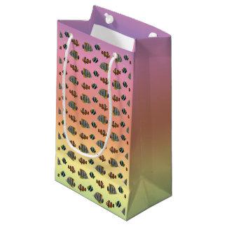 Tropical Fish Frenzy Gift Bag (Rainbow)