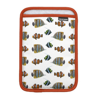 Tropical Fish Frenzy iPad Mini Sleeve