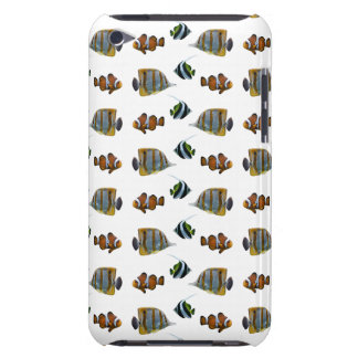 Tropical Fish Frenzy iPod Touch Case