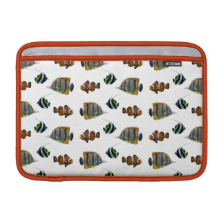 Tropical Fish Frenzy MacBook Air Sleeve