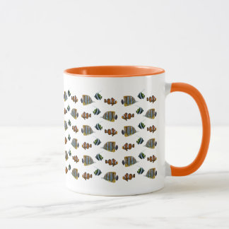 Tropical Fish Frenzy Mug