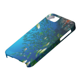 Tropical Fish Great Barrier Reef Coral Sea iPhone 5 Covers
