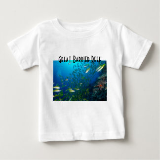 Tropical Fish Great Barrier Reef Coral Sea Shirt