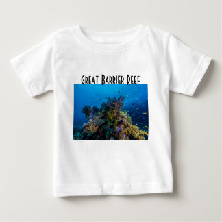 Tropical Fish Great Barrier Reef Coral Sea Tshirt