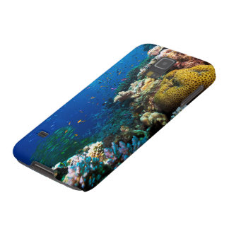 Tropical Fish on the Great Barrier Reef Galaxy S5 Case