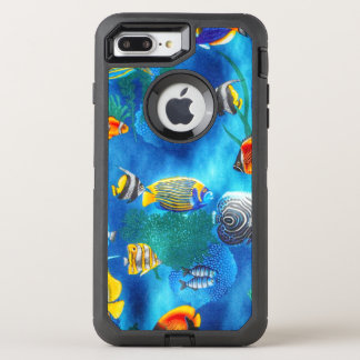 Tropical Fish OtterBox Defender iPhone 8 Plus/7 Plus Case