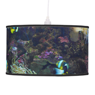 Tropical Fish Pendant Lamp