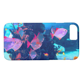 Tropical Fish Swimming In The Tropical Sea iPhone 8/7 Case