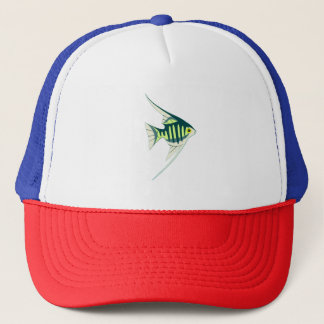 Tropical Fish Trucker Hat