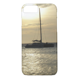 Tropical Fishing Boats iPhone 7 Case