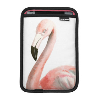 Tropical Flamingo Bird iPad Mini Sleeve