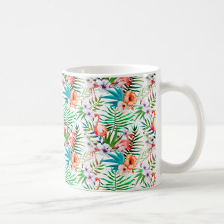 Tropical Flamingo Mug