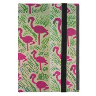 Tropical Flamingo Tablet Cover