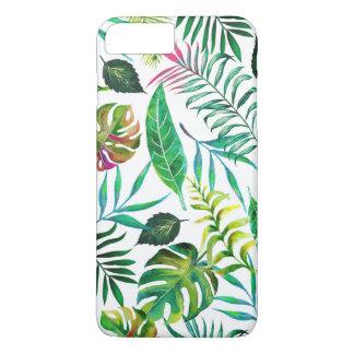 Tropical Flora iPhone 8 Plus/7 Plus Case