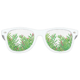Tropical Floral Print Party Shades