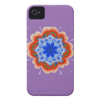 Tropical Flower Plant Case-Mate iPhone 4 Case