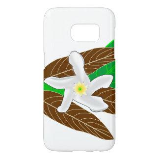 Tropical Flower Samsung Galaxy S7 Case