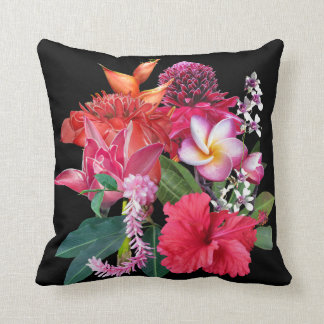 Tropical Flowers Pillows