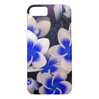 Tropical Flowers Plumeria iPhone 8/7 Case