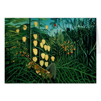 Tropical Forest Card