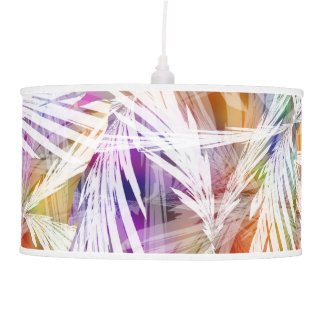 Tropical Fronds Pendant Lamp