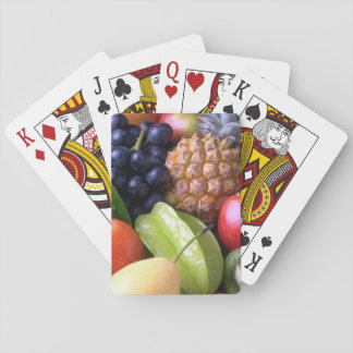 Tropical Fruit Poker Deck