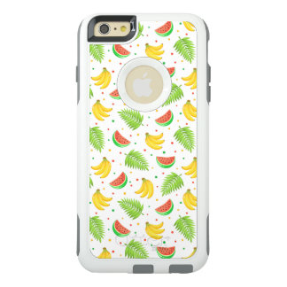 Tropical Fruit Polka Dot Pattern OtterBox iPhone 6/6s Plus Case