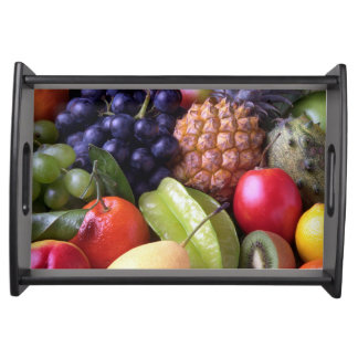 Tropical Fruits Serving Tray