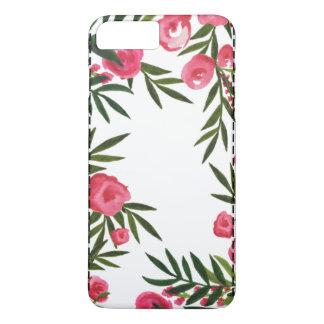 Tropical Garden iPhone Case - Pink