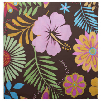 Tropical Garden Napkin