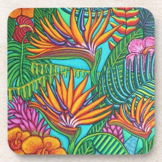 Tropical Gems Coaster