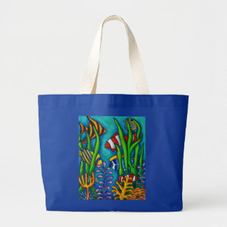 Tropical Gems Tote Bag