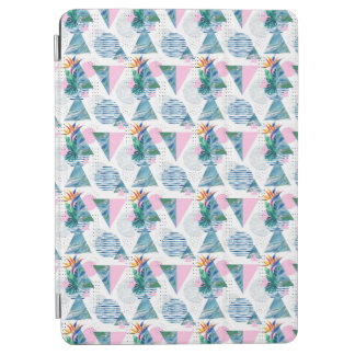 Tropical Geometric Pattern iPad Air Cover