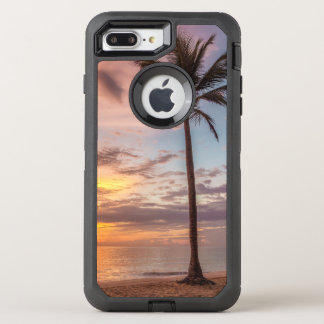 Tropical Getaway OtterBox Defender iPhone 8 Plus/7 Plus Case