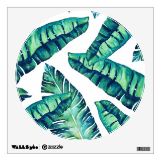 Tropical Glam Walldecal Wall Decal