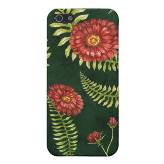 Tropical green case for the iPhone 5