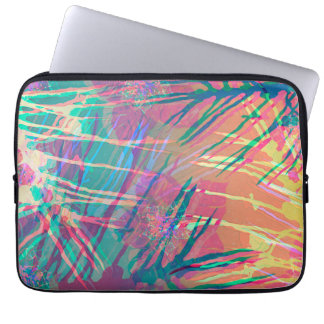 Tropical Hawaii Pattern Laptop Sleeve