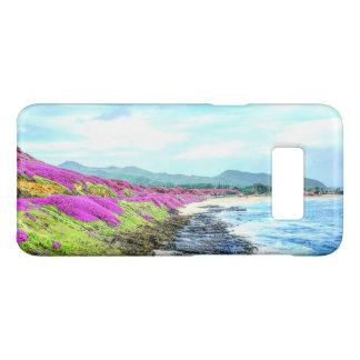 Tropical Hawaiian Island Shoreline Paradise Case-Mate Samsung Galaxy S8 Case