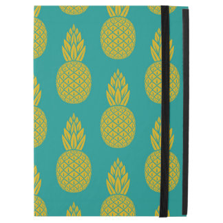Tropical Hawaiian Pineapple Pattern iPad Pro Case