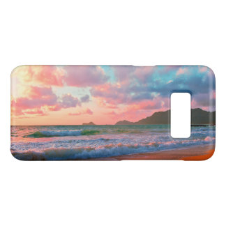 Tropical Hawaiian Sunset Case-Mate Samsung Galaxy S8 Case